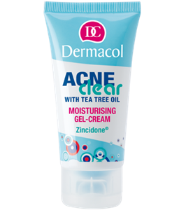 Dermacol Acneclear Moisturizing Gel-Cream