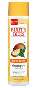 Burt's Bees Super Shiny Mango Sampon