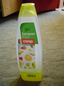 Coop Sampon Gyümölcs Illat Normál Hajra