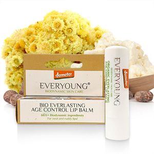Everyoung - Bio Everlasting Age Control Ajakír (66%+ Demeter)