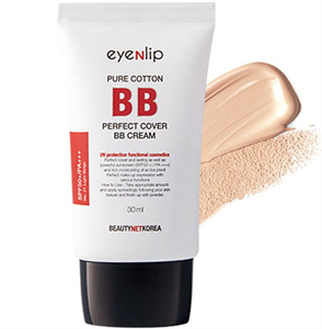 eyeNlip Pure Cotton Perfect Cover BB Cream