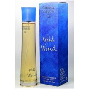 Gabriela Sabatini Wild Wind