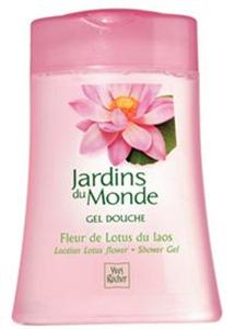 Yves Rocher Jardins du Monde Fleur de Lotus du Laos