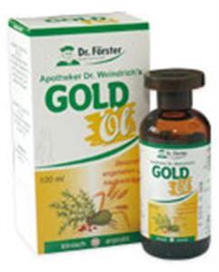 dr. Förster Gold Öl