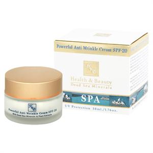 Health&Beauty Nappali Ránctalanító Arckrém SPF20