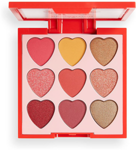I Heart Revolution Heartbreakers Courage Shadow Palette
