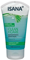 Isana Clean + Care Seifenfreies Waschgel