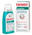 Lacalut Sensitive Fluoridos Szájvíz
