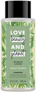 Love Beauty And Planet Tea Fa Olajjal és Vetiver Illattal