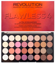 MakeUp Revolution Flawless 4 Szemhéjpúder Paletta