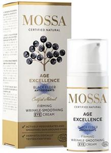 Mossa Age Excellence Black Elder Firming Wrinkle-Smoothing Eye Cream