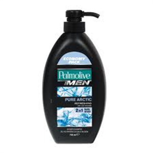 Palmolive For Men Pure Arctic Body & Hair