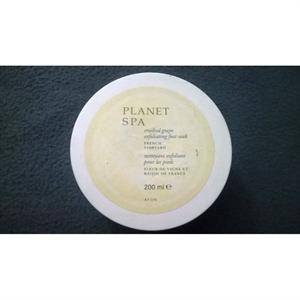 Avon Planet Spa Hámlasztó Lábfürdető Sajtolt Szőlőmag Kivonattal