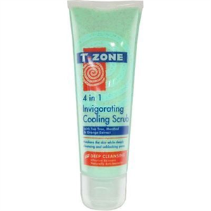 T-Zone 4 in 1 Invigorating Cooling Scrub