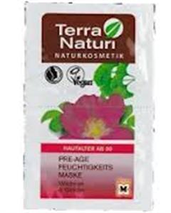 Terra Naturi Vadrózsa és Ginkgo Hidratáló Arcmaszk