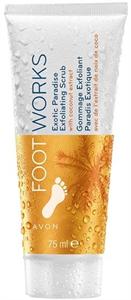 Avon Foot Works Hámlasztó Ládradír Kókuszkivonattal