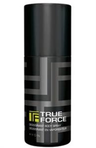 Avon True Force Deo Spray