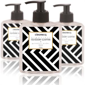 Cleaneco Black&White Folyékony Szappan