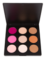 Coastal Scents Sleek Silhouette Palette