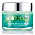 Avon Solutions Complete Balance Olajmentes Mattító Éjszakai Gél