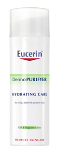 Eucerin DermoPurifyer Hidratáló Arcápoló
