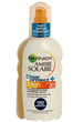 Garnier Ambre Solaire Clear Protect Vízálló Naptej SPF 30