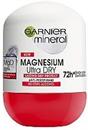 Garnier Mineral Magnesium Ultra Dry Golyós Deo