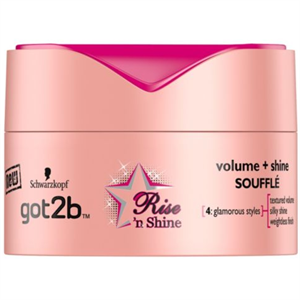 Got2b Rise 'N Shine Volume + Shine Soufflé