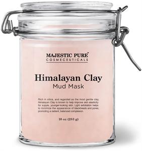 Majestic Pure Himalayan Clay Mud Mask
