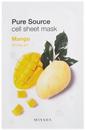 Missha Pure Source Cell Sheet Mask - Mango