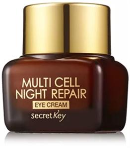 Secret Key Multi Cell Night Repair Eye Cream