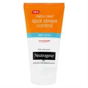 Neutrogena Visibly Clear Spot Stress Control Bőrradír