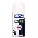 Nivea Invisible For Black & White Clear Golyós Dezodor