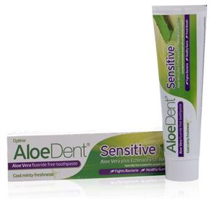 Optima Aloe Dent Sensitive Fogkrém Kasvirággal