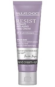 Paula's Choice Resist Ultimate Anti-Aging Hand Cream SPF 30