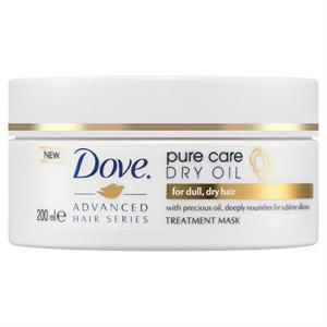 Dove Pure Care Dry Oil Hajpakolás