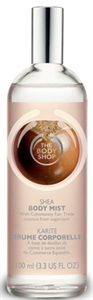 The Body Shop Body Mist Shea Testpermet