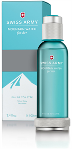 Victorinox Swiss Army Mountain Water for Her Swiss Army For Women