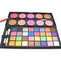Blank Canvas Cosmetics 32 Eyeshadow 10 Colour Blush Palette