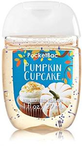 Bath & Body Works Pocketbac Kézfertőtlenítő Pumpkin Cupcake