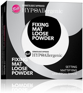 Bell HYPOAllergenic Fixing Mat Loose Powder