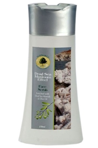 Dead Sea Maximum Effect Face Scrub