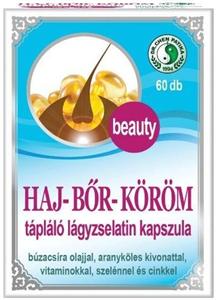 Dr. Chen Haj-Bőr-Köröm Tápláló Kapszula