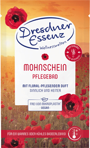 Dresdner Essenz Mohnschein Pflegebad