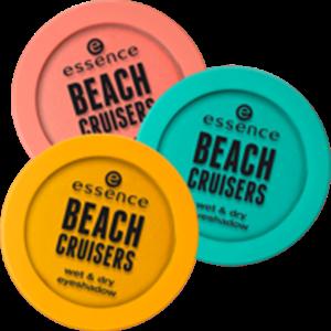Essence Beach Cruisers Wet & Dry Szemhéjpúder