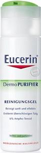 Eucerin DermoPurifyer Mélytisztító Arclemosó Zselé