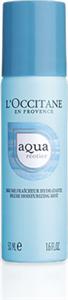 L'Occitane Aqua Reotier Frissítő Arcpermet