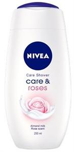 Nivea Care&Roses Krémtusfürdő