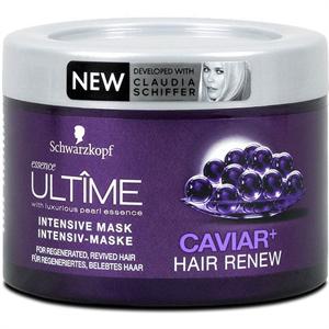 Schwarzkopf Essence Ultime Caviar+ Hair Renew Hajpakolás