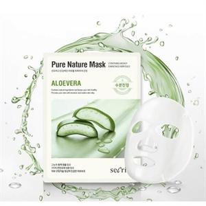 Secriss Pure Nature Mask Aloevera